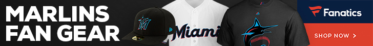 Miami Marlins gear at Fanatics.com