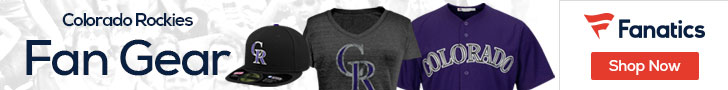 Colorado Rockies Gear at Fanatics.com