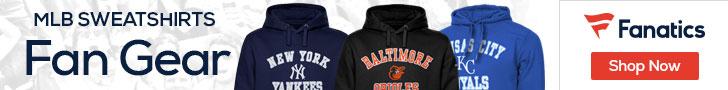 MLB Sweatshirts at Fanatics.com