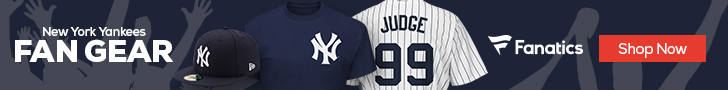 New York Yankees gear at Fanatics.com