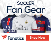 Shop for Soccer Fan Gear at Fanatics.com