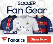 Shop for Soccer Fan Gear at Fanatics.com