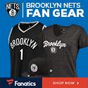 Shop Brooklyn Nets Gear at Fanatics.com