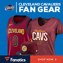 Shop Cleveland Cavaliers Gear at