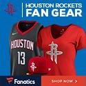 Shop Houston Rockets Gear at Fanatics.com