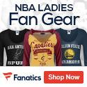Shop NBA Ladies Gear at Fanatics.com