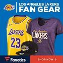 Shop Los Angeles Lakers Gear at Fanatics.com