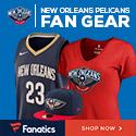 Shop New Orleans Pelicans Gear at Fanatics.com