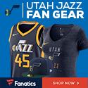 Shop Utah Jazz Gear at Fanatics.com