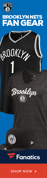 Shop Brooklyn Nets Gear at Fanatics.com