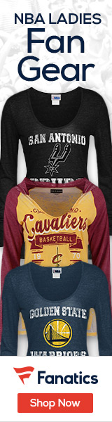Shop NBA Ladies Gear at Fanatics.com