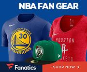 Shop NBA Gear at Fanatics.com