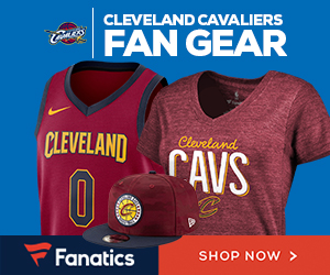 Shop Cleveland Cavaliers Gear at Fanatics.com