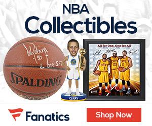 Shop NBA Collectibles and Memorabilia at Fanatics.com