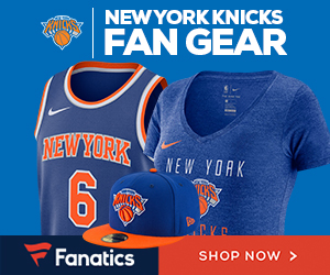Shop New York Knicks Gear at Fanatics.com