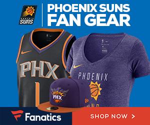 Shop Phoenix Suns Gear at Fanatics.com