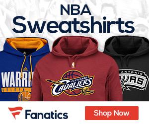 Shop NBA Sweatshirts at Fanatics.com