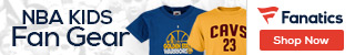 Shop NBA Kids Gear at Fanatics.com