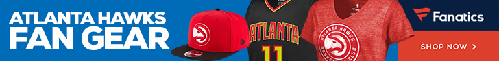 Shop Atlanta Hawks Gear at Fanatics.com