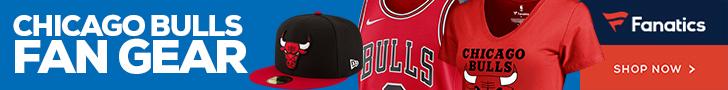 Shop Chicago Bulls Gear at Fanatics.com