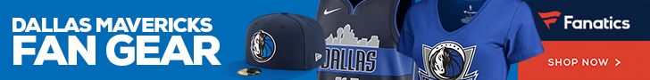Shop Dallas Mavericks Gear at Fanatics.com