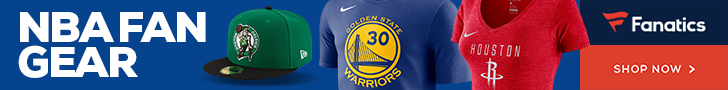 Shop NBA Gear at Fanatics.com