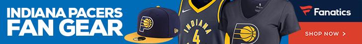Shop Indiana Pacers Gear at Fanatics.com
