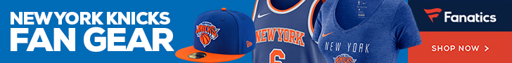 Shop New York Knicks Gear at Fanatics.com