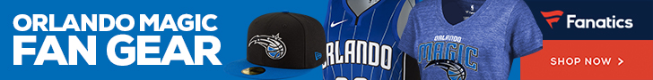 Shop Orlando Magic Gear at Fanatics.com
