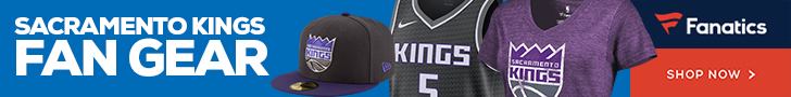 Shop Sacramento Kings Gear at Fanatics.com