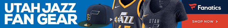 Shop Utah Jazz Gear at Fanatics.com