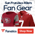 Shop for San Francisco 49ers gear at Fanatics.com