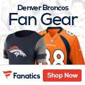 Shop for Denver Broncos gear at Fanatics.com