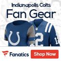 Shop for Indianapolis Colts gear at Fanatics.com