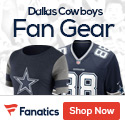 Shop for Dallas Cowboys gear at Fanatics.com