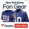 Shop for New York Giants gear at Fanatics.com