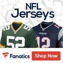 Shop for NFL Jerseys at Fanatics!
