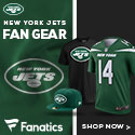 Shop for New York Jets gear at Fanatics.com
