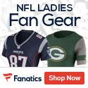 Shop for Women's NFL Gear at Fanatics!