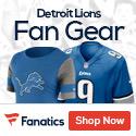 Shop for Detroit Lions gear at Fanatics.com
