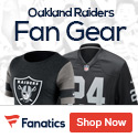 Shop for Oakland Raiders gear at Fanatics.com