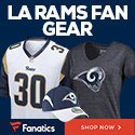 Shop for Los Angeles Rams gear at Fanatics.com