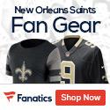 Shop for New Orleans Saints gear at Fanatics.com