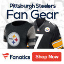 Shop for Pittsburgh Steelers gear