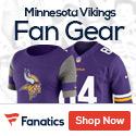 Shop for Minnesota Vikings gear at Fanatics.com