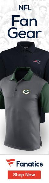 Shop for NFL Polos at Fanatics!
