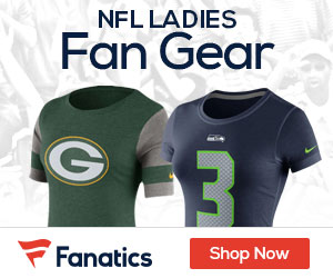 Shop for Women's NFL Gear at Fanatics!