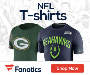 Shop for NFL T-Shirts at Fanatics!