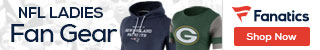 Shop NFL Women's Gear at Fanatics.com