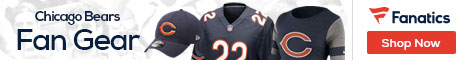Shop for Chicago Bears gear at Fanatics.com